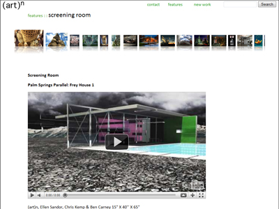 art(n) : media page